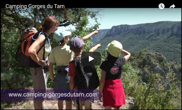 31 Campsites in Gorges du Tarn - external link