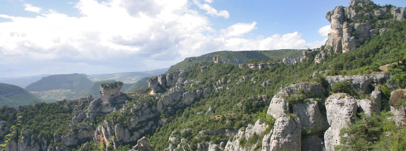 Gorges de la Jonte - Lozère