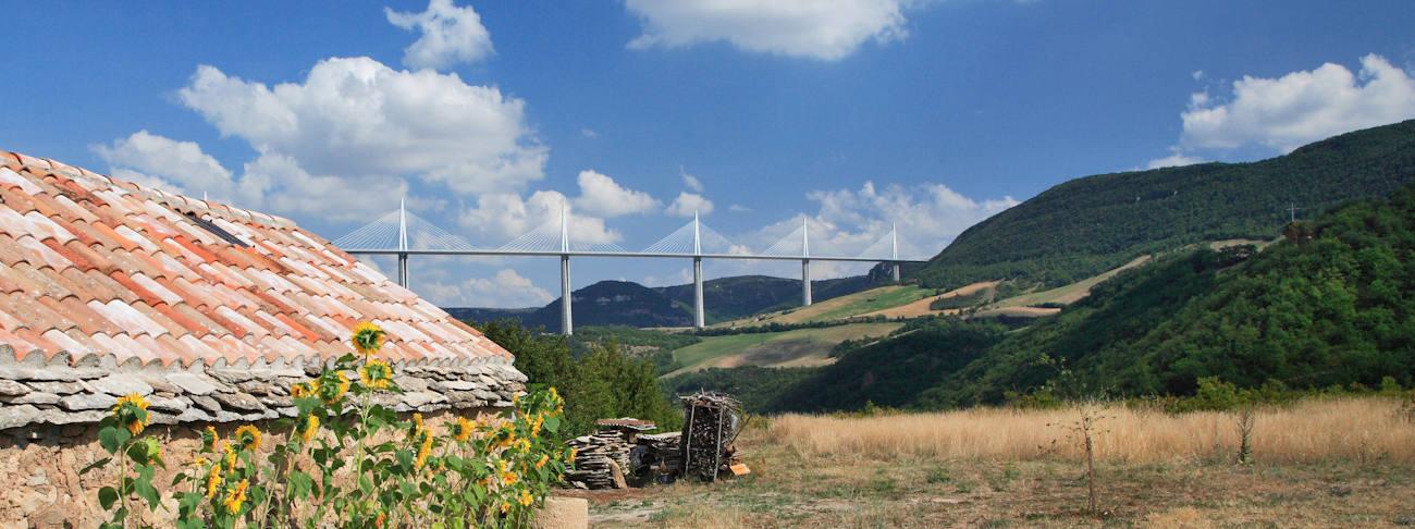 Le viaduc du Millau