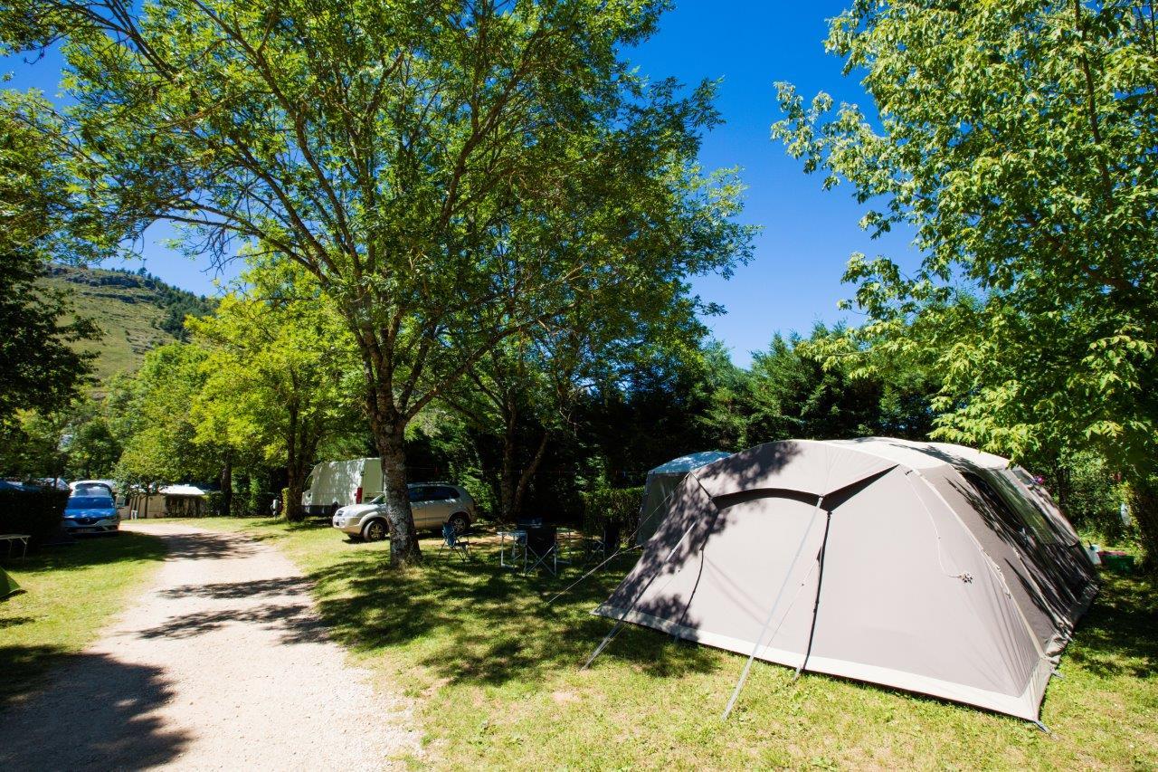 Meyrueis camping le jardin des c vennes gorges de la jonte - Camping les jardins de l atlantique ...
